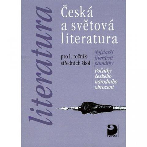 Nezkusil Vladimír: Česká a světová literatura pro 1. r. SŠ