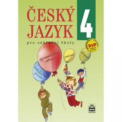 Hošnová Eva a kolektiv: Český jazyk 4 pro základní školy