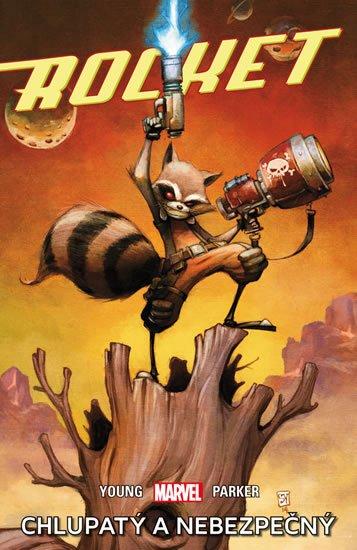Young Skottie, Parker Jake: Rocket - Chlupatý a nebezpečný
