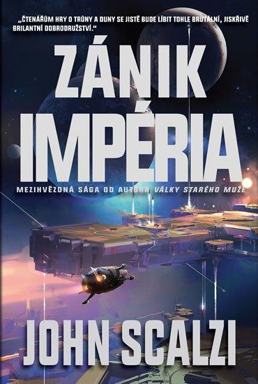 Scalzi John: Zánik impéria