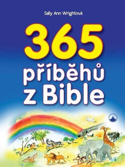 Wrightová Sally Ann: 365 příběhů z Bible