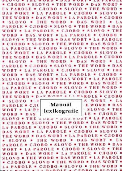 kolektiv autorů: Manuál lexikografie