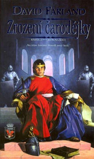 Farland David: Runovládci 3 - Zrození čarodějky