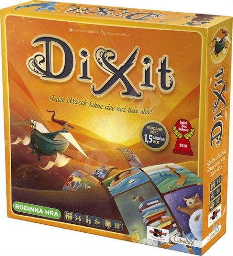 neuveden: Dixit - Rodinná hra