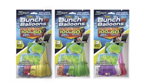 neuveden: Zuru - Vodní balónková bitva (vodní balónky 3 ks)