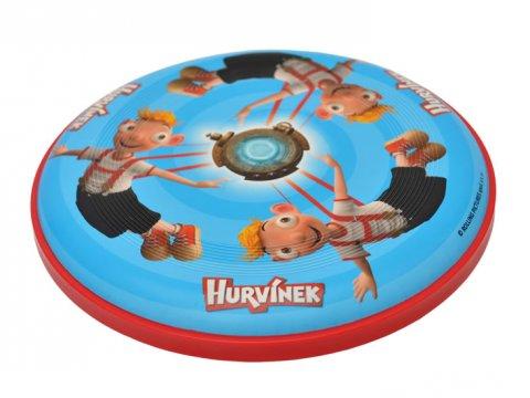 neuveden: Frisbee 22 cm Hurvínek kšandy - červená