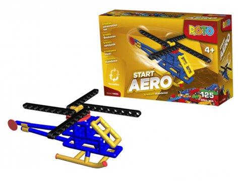 neuveden: ROTO - Start Aero/kreativní stavebnice (125 dílků)