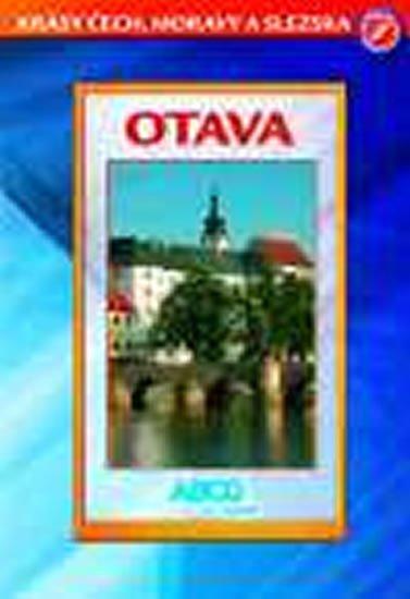 neuveden: Otava DVD - Krásy ČR