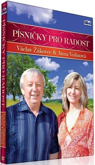 neuveden: Žákovec a Volínová: Písničky pro radost - 1 DVD