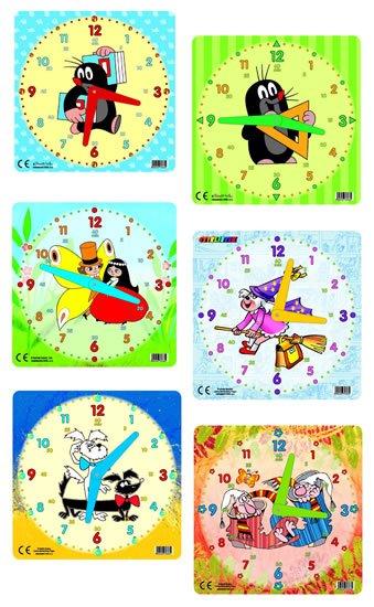 neuveden: Výukové hodiny pro děti - mix motivů