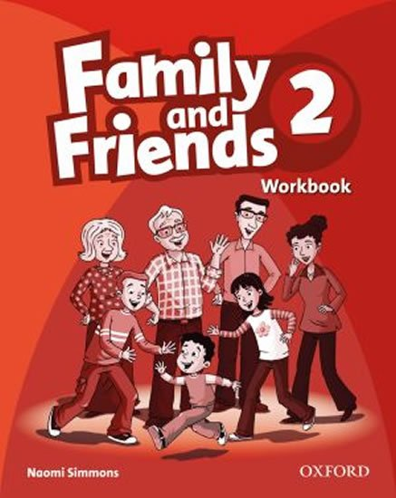 Simmons Naomi: Family and Friends 2 Workbook