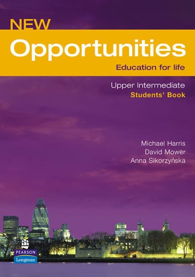 Harris Michael: New Opportunities Upper-Intermediate Students´ Book