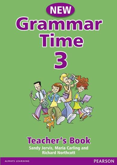 Jervis Sandy: Grammar Time New Edition 3 Teacher´s Book