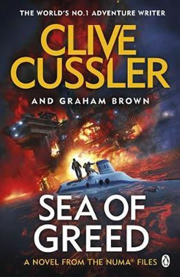 Cussler Clive: Sea of Greed : NUMA Files #16