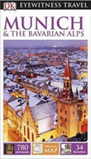 neuveden: Munich & the Bavarian Alps - DK Eyewitness Travel Guide