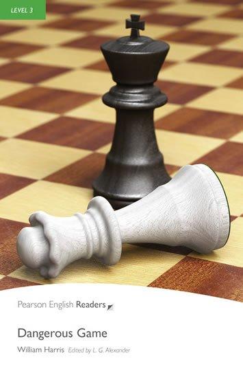 Harris William: PER | Level 3: Dangerous Game Bk/MP3 Pack