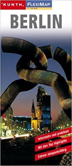 neuveden: Berlin/Fleximap 1:20T KUN