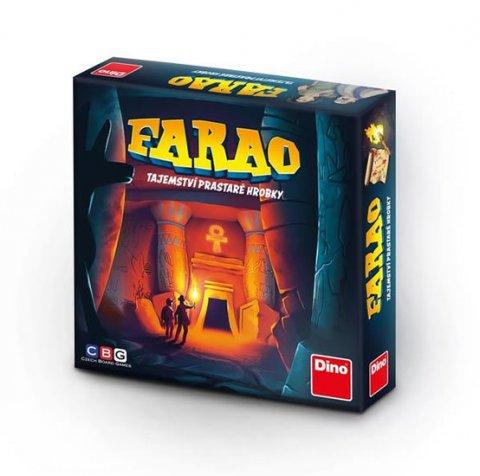 neuveden: Farao - Tajemství prastaré hrobky - Rodinná hra