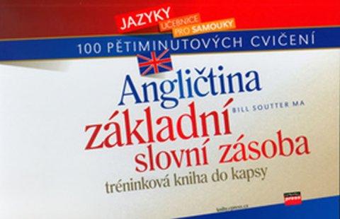neuveden: Slovíčka na kartičkách 2 - anglická základní slovní zásoba