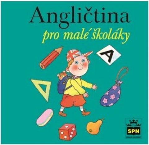 Zahálková Marie: Angličtina pro malé školáky - 2CD