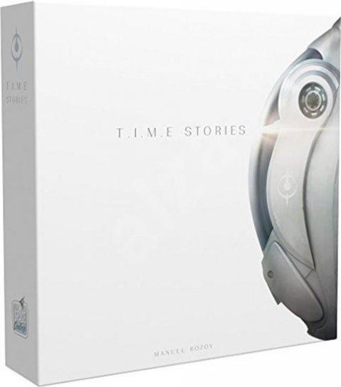neuveden: T.I.M.E. Stories  - Desková hra