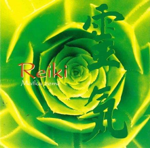 neuveden: Reiki - Matka země - 1 CD