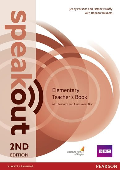 Parsons Jenny: Speakout 2nd Edition Elementary Teacher´s Guide w/ Resource & Assessment Di