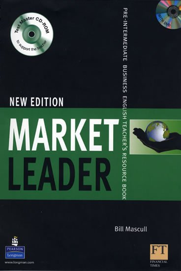 Mascull Bill: Market Leader New Edition Pre-Intermediate Teacher´s Book w/ Test Master CD