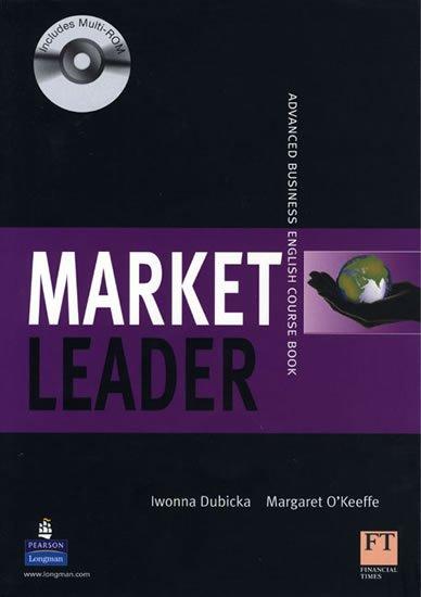 O'Keeffe Margaret: Market Leader Advanced Coursebook w/ Multi-Rom Pack