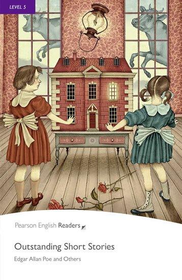 Poe Edgar Allan: PER | Level 5: Outstanding Short Stories Bk/MP3 Pack