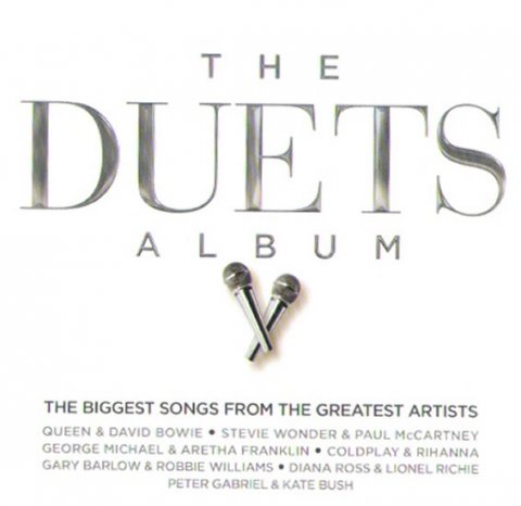 Různí interpreti: Duets Album - 2CD