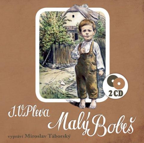 Pleva Josef Věromír: Malý Bobeš - 2 CD