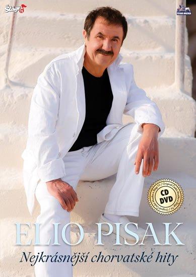 neuveden: Pisak Elio - Nejkrásnější chorvatské hity - CD + DVD