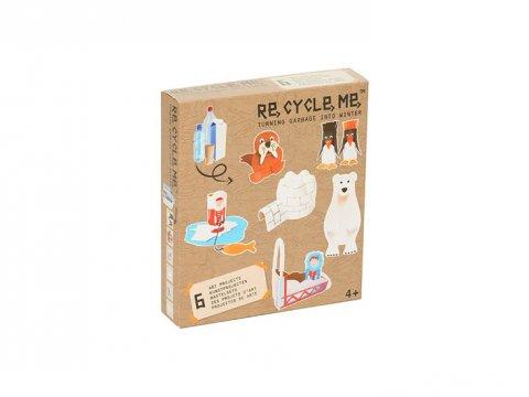 neuveden: Re-cycle-me set - Zimní / Winter