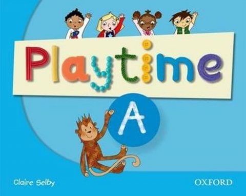 Selby Claire: Playtime A Course Book