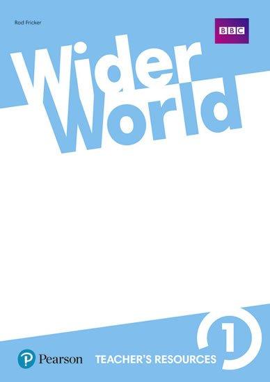 Fricker Rod: Wider World 1 Teacher´s Resource Book