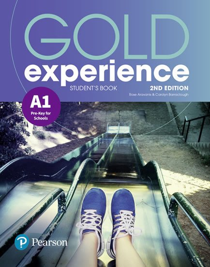 Barraclough Carolyn: Gold Experience 2nd Edition A1 Students´ Book