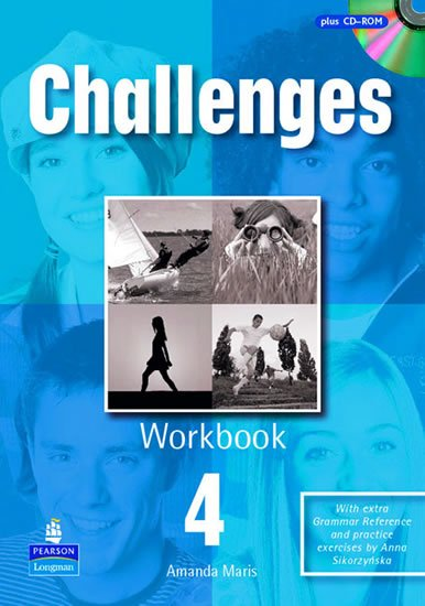 Maris Amanda: Challenges 4 Workbook w/ CD-ROM Pack