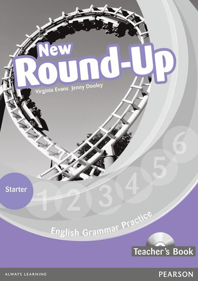 Dooley Jenny: Round Up New Edition Starter Teacher´s Book w/ Audio CD Pack