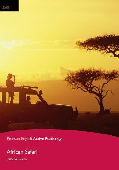 Hearn Izabella: PEAR   Level 1: African Safari Bk/Multi-ROM with MP3 Pack
