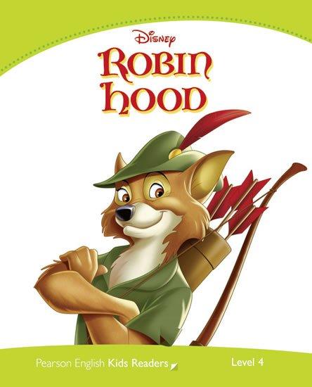 Potter Jocelyn: PEKR   Level 4: Disney Robin Hood