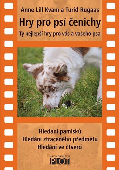 Kvam Anne Lill: Hry pro psí čenichy - DVD