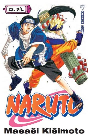 Kišimoto Masaši: Naruto 22 - Přesun duší