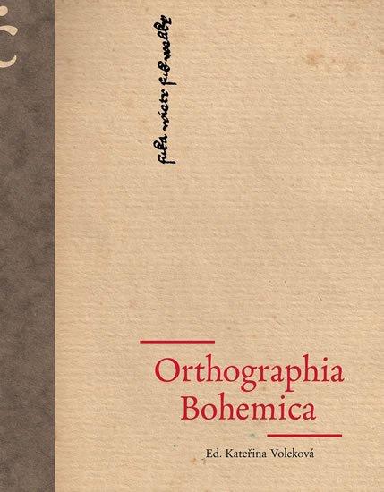 Voleková Kateřina: Orthographia Bohemica