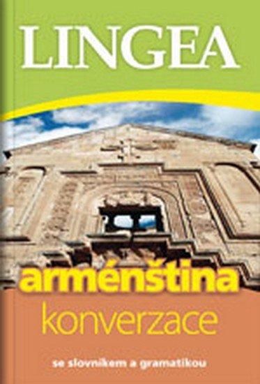 neuveden: Arménština - konverzace se slovníkem a gramatikou