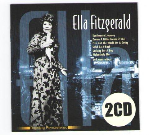 Fitzgerald Ella: Ella Fitzgerald - 2 CD