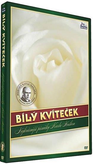 neuveden: Hašlerky - Bílý kvíteček - DVD