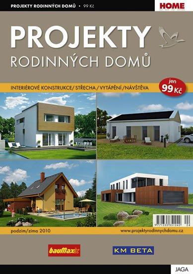 neuveden: Projekty Rodinných domů 2010 Podzim/Zima