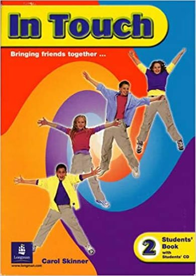 Kilbey Liz: In Touch 2 Students´ Book w/ CD Pack