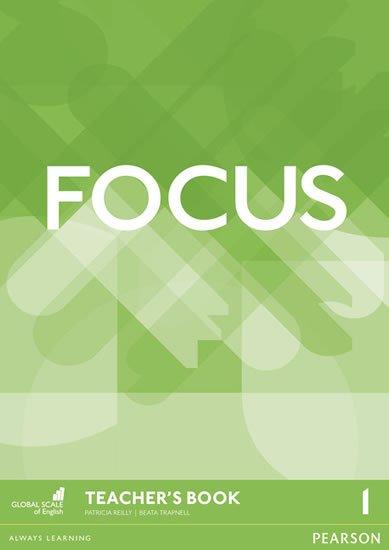 Reilly Patricia: Focus 1 Teacher´s Book w/ MultiROM Pack